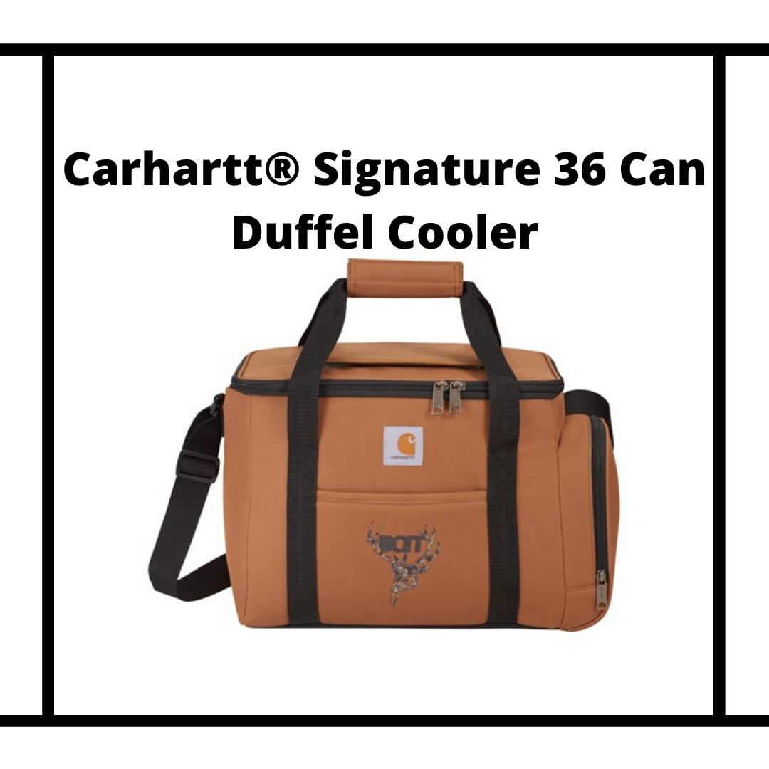 Carhartt Duffel Cooler