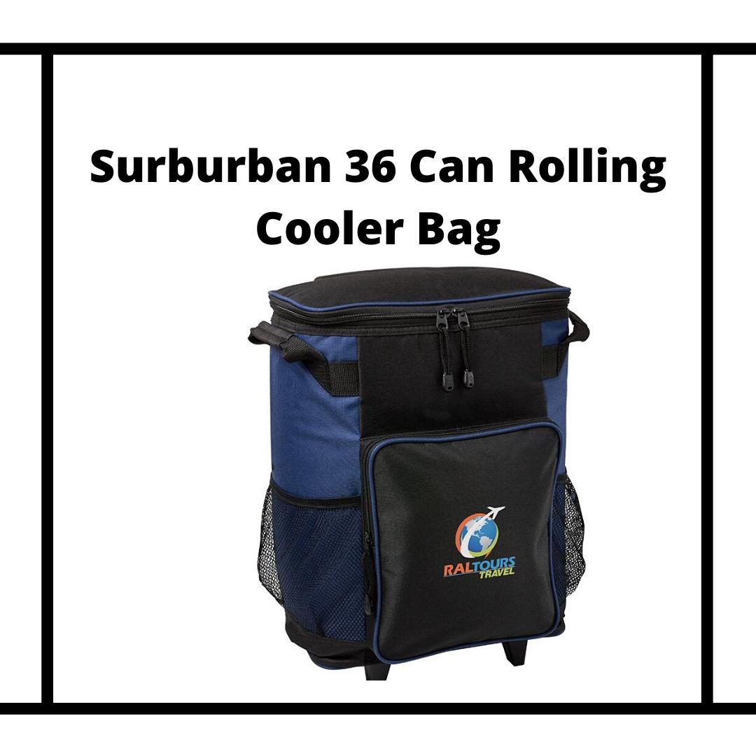 Surburban Rolling Cooler Bag