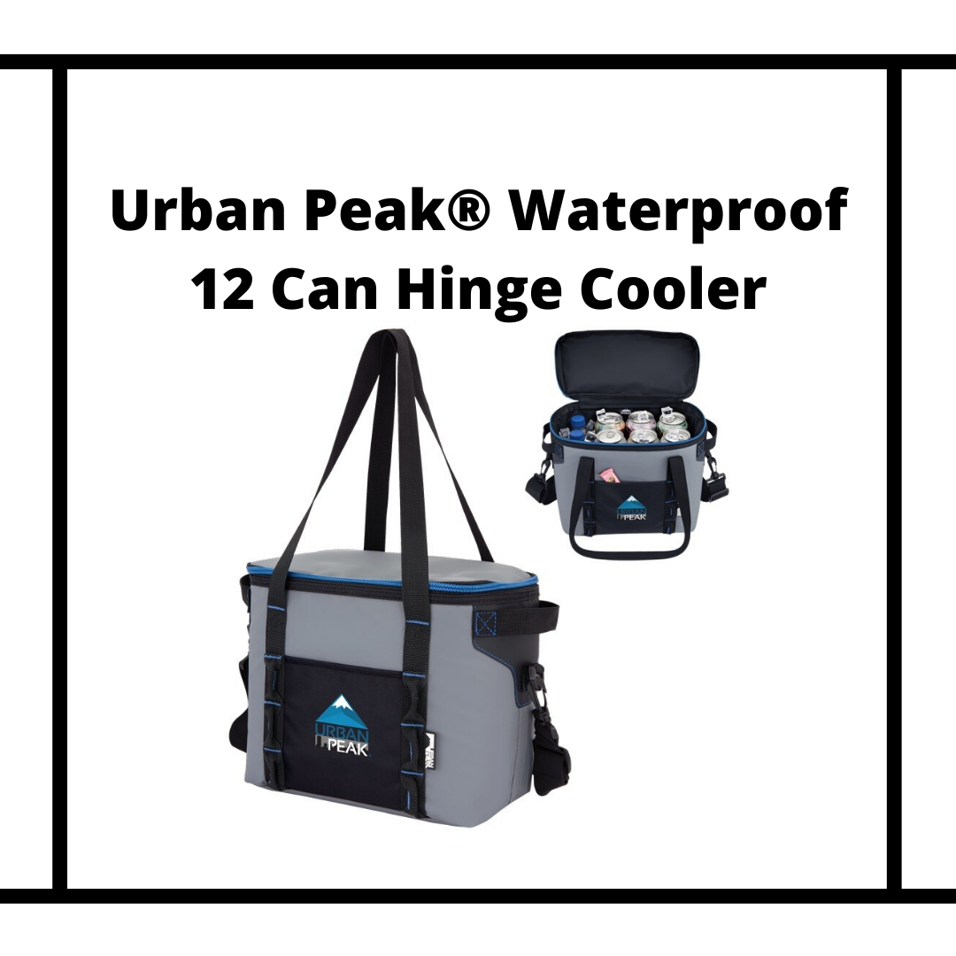 Urban Peak Waterproof Hinge Cooler