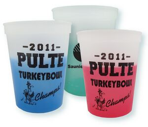 American Made 17 oz Color Changing Cup