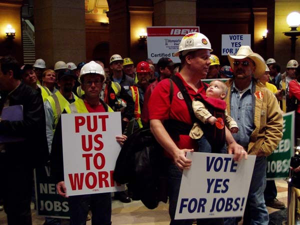 Is Right-to-Work Legislation Good for American Jobs?