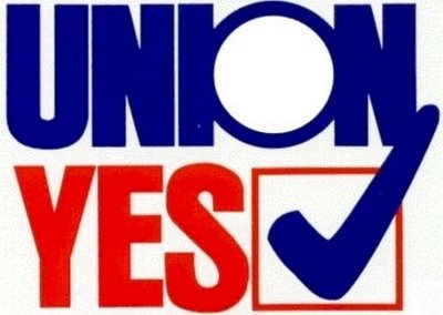 Increasing Support for Union Jobs Might Take a PR Effort