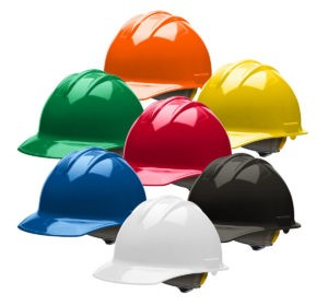 Imprinted Cap-Style Hard Hat