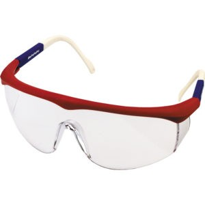 Imprinted Hero Safety Glasses