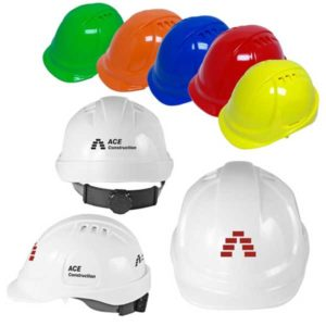 Imprinted Cap Style Hard Hat