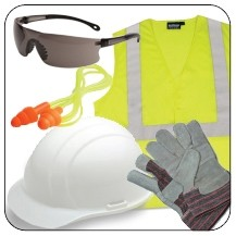 Promotional New Hire Safety Kit