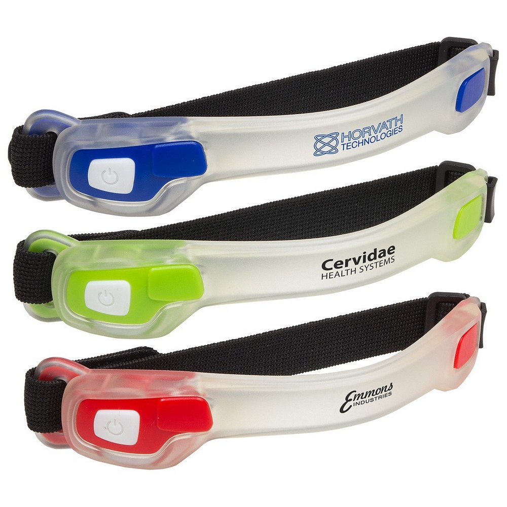 Customized EZ See Wearable Safety Light Helps Promote Night time Consumer Safety