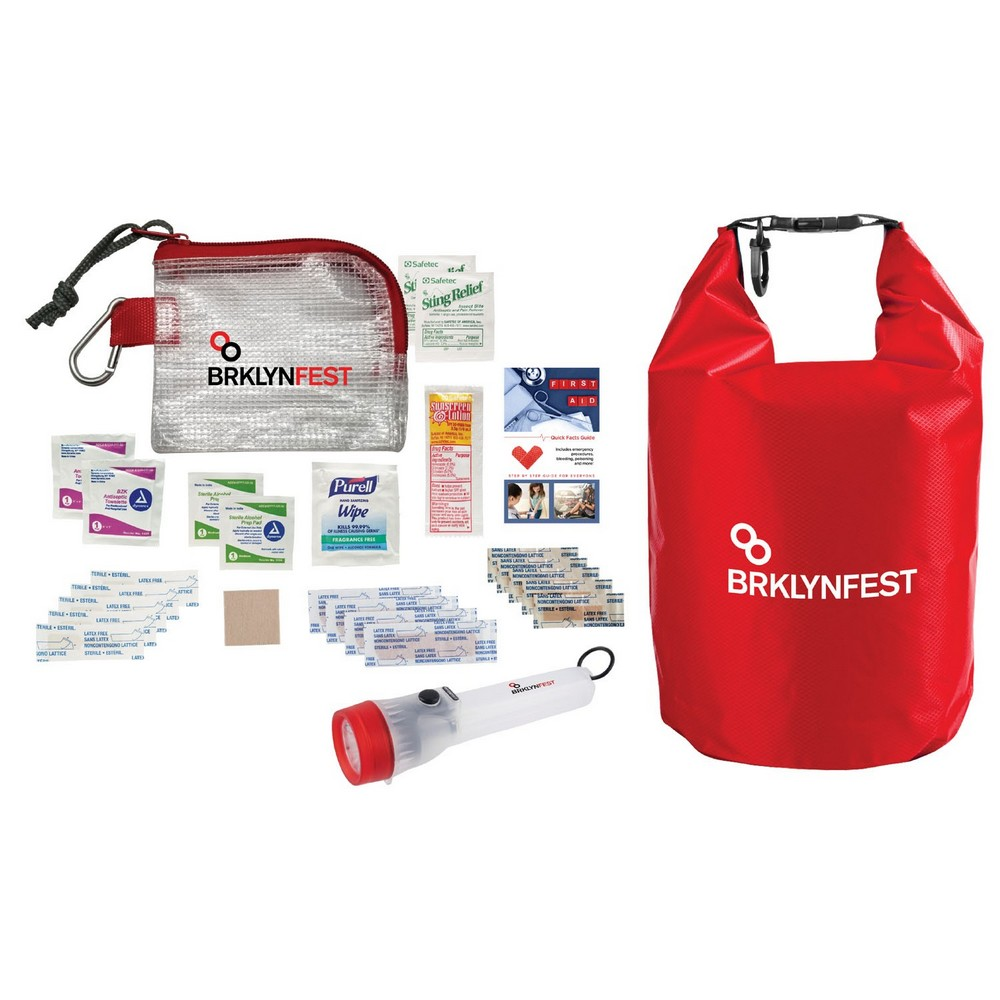 Promotional Outdoor Safety Kit Keeps More Active Consumers Protected